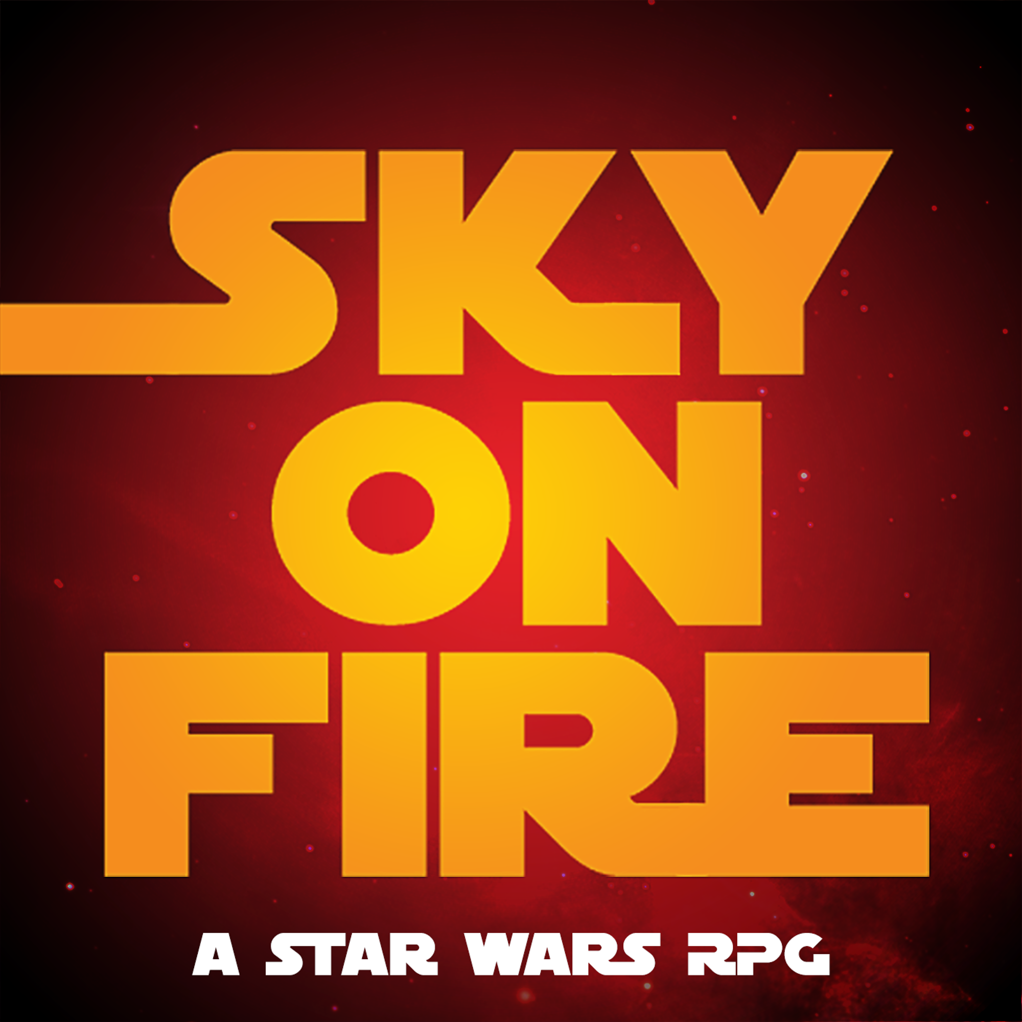 Sky on Fire: A Star Wars RPG