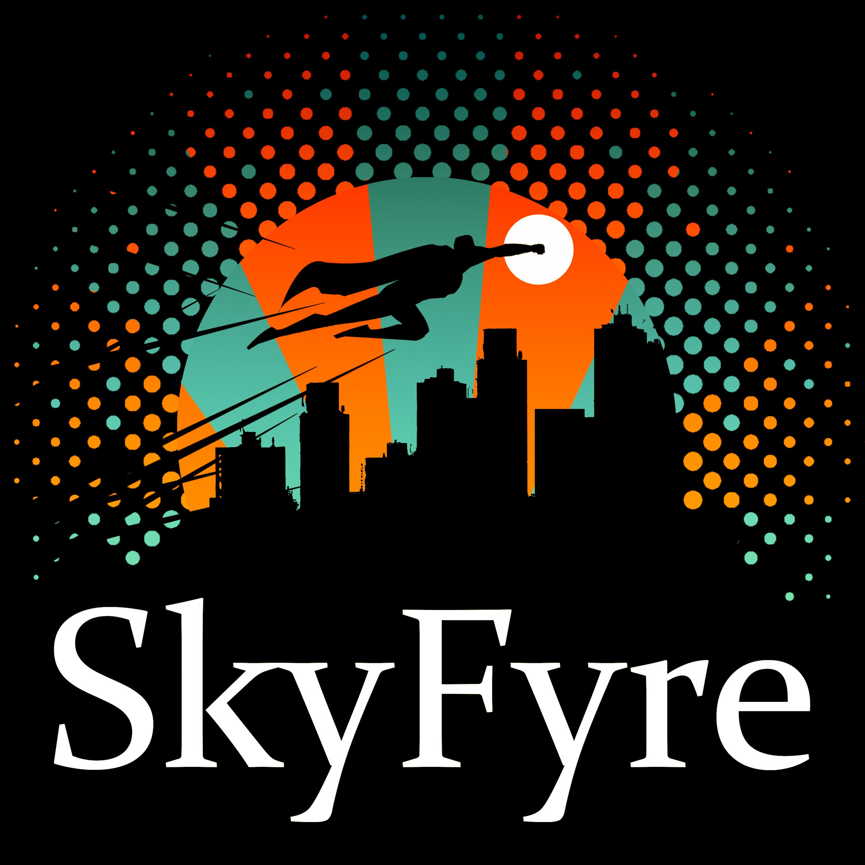 SkyFyre Comics